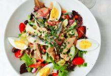 Salade Niçoise big dip