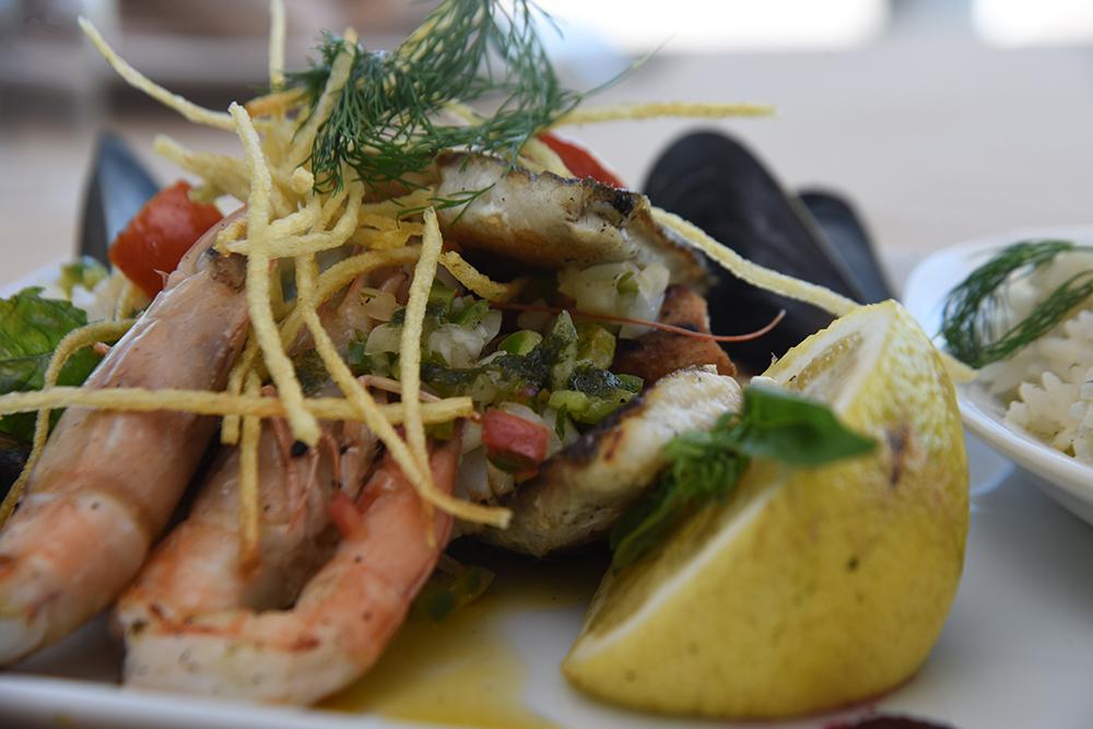 Crevettes Royales grillées