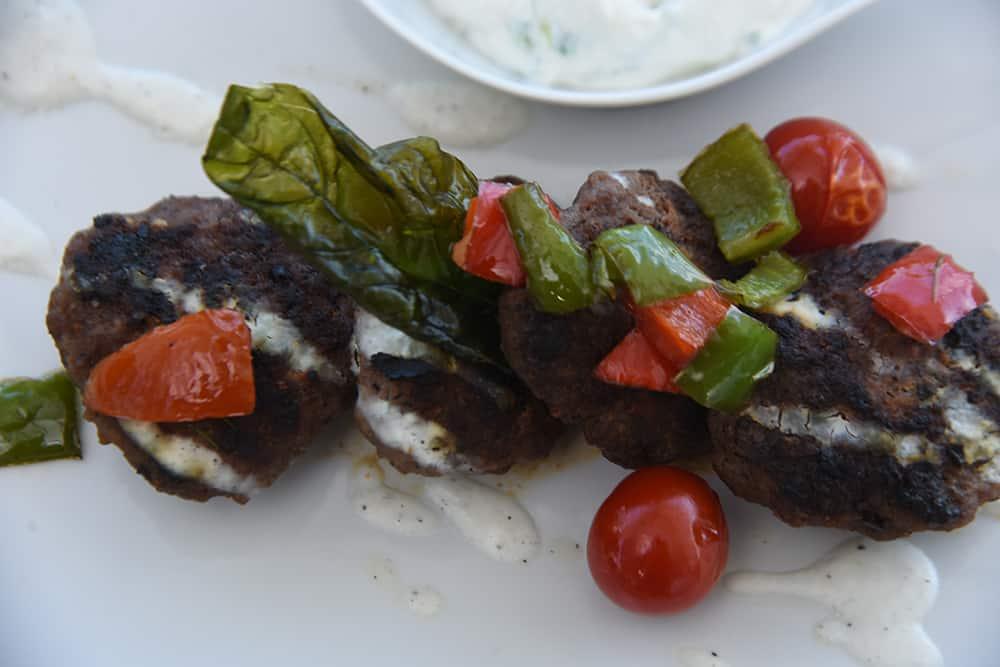 Kefta de viande à l'orientale